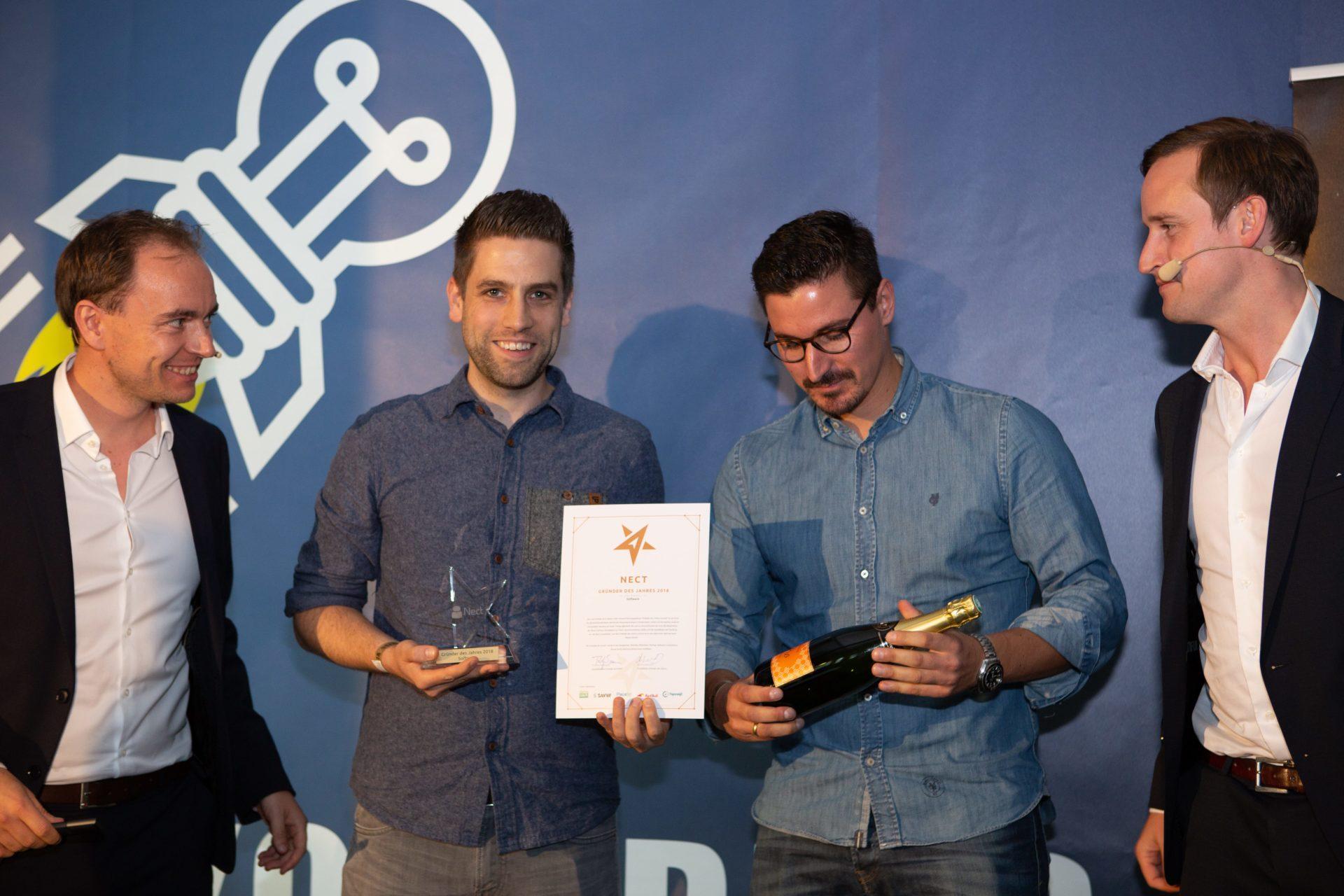 Award-Verleihung 2018: Nect