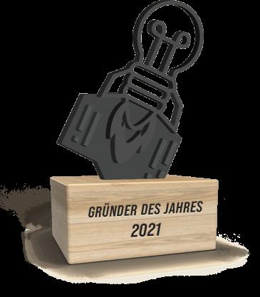 Gruender Award Trophy 2021 (1)